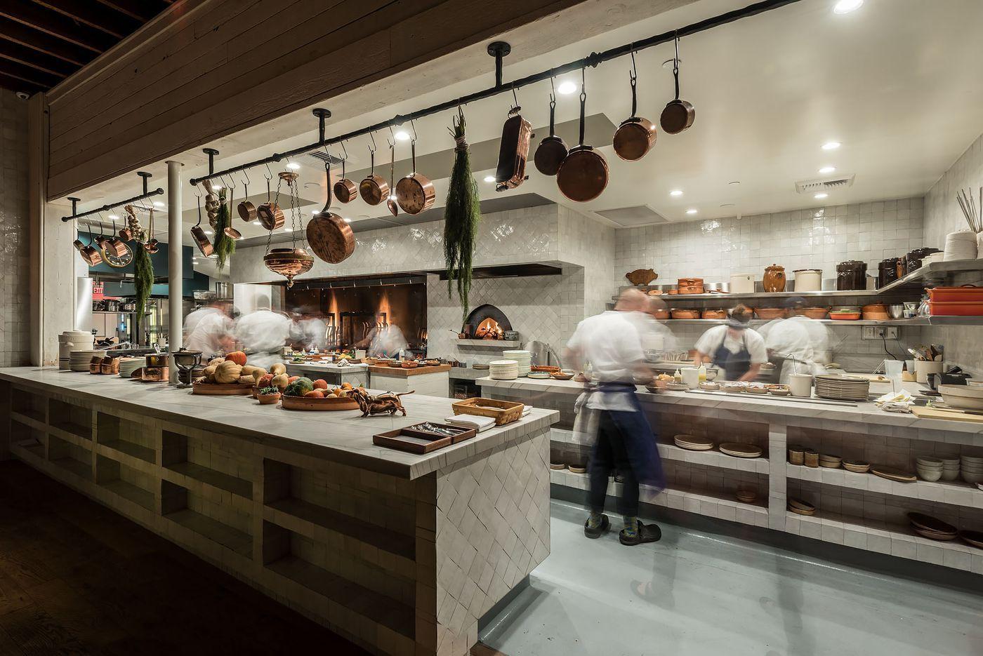 9 Open kitchens ideas in 9   restaurant design, restaurant ...