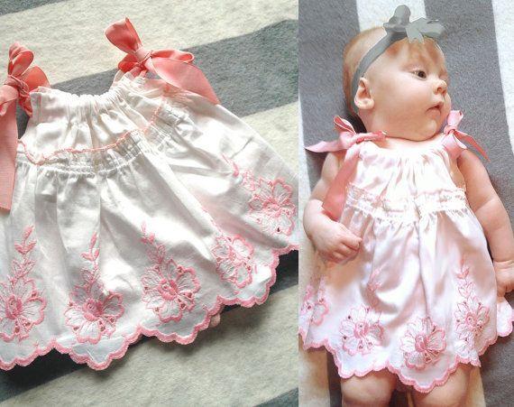 7a9de516cb58 Summer dress 0 3 months infant jackets | Baby dress ideas | White ...