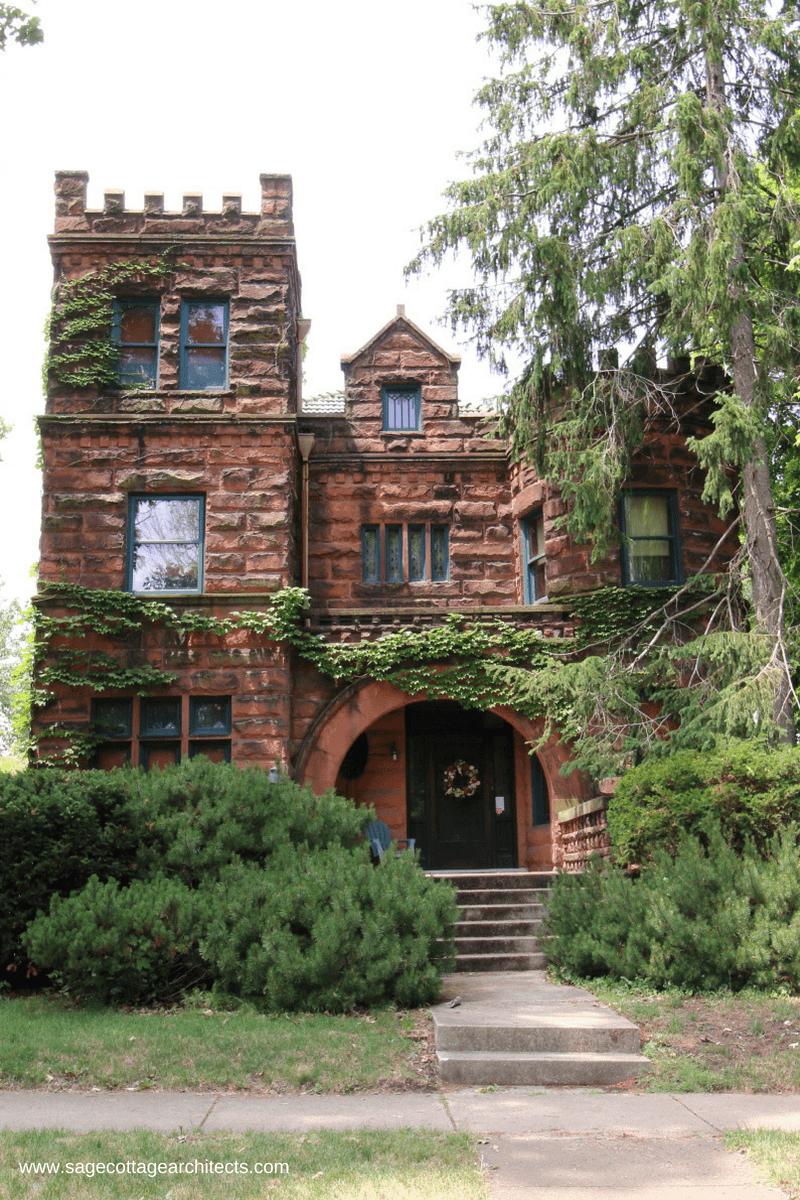 Identifying House Styles Richardsonian Romanesque Homes