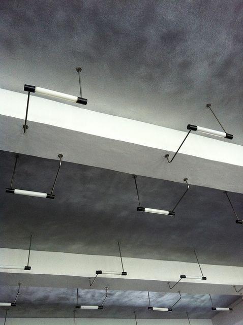 Bauhaus dessau bauhaus lights and light design - Bauhaus iluminacion interior ...