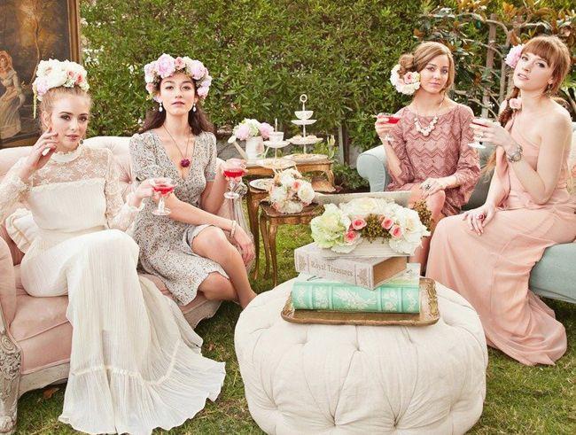 Victorian Themed Wedding Shoot Ruche Blog