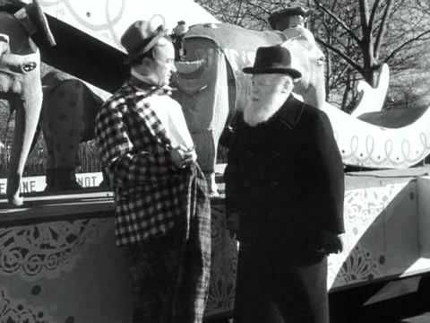 Miracle On 34th Street 1947 Movie Clip Your Santa Claus Is Intoxicated