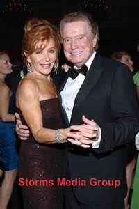 Regis Philbin Joy Philbin Have Been Married Since March 1 1970