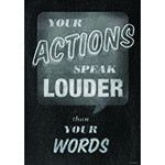 Your Actions Poster