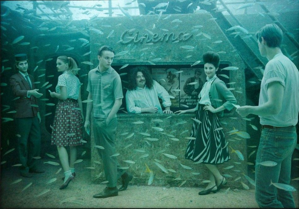Undersea Exhibition on Sunken Ship off Florida Coast Creates Surreal World in Ocean-ibtimes.com