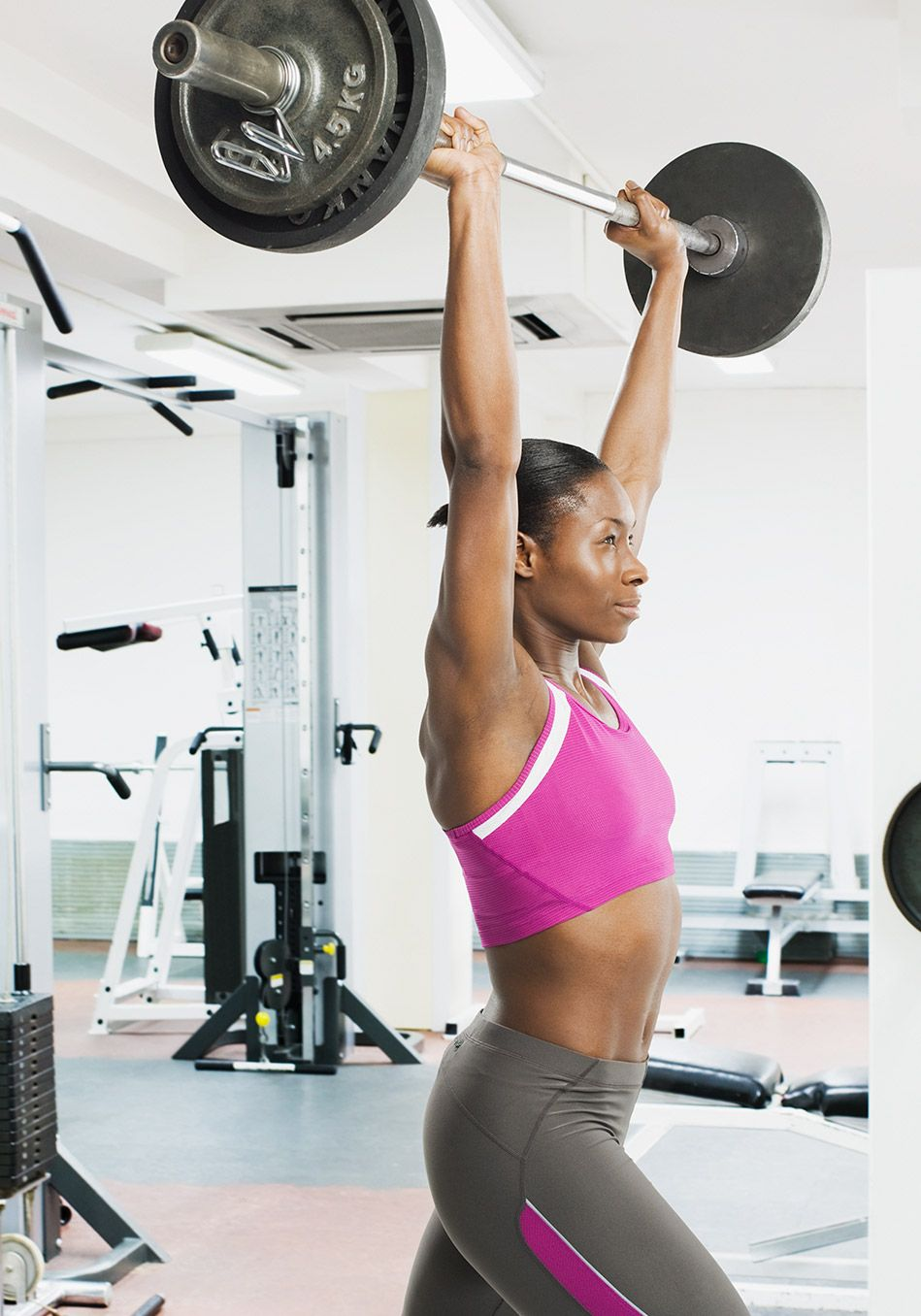 The Strength-Training Playlist Thatll Help You Sculpt Sexy Summer Muscles