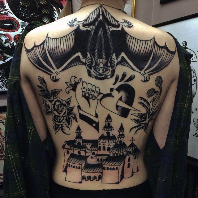 Joe Ellis - Sacred Electric Tattoo