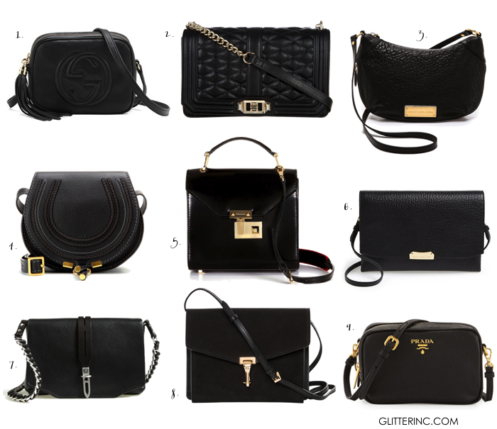 32cee60b26b65 Fashion Classic  the little black (crossbody) bag