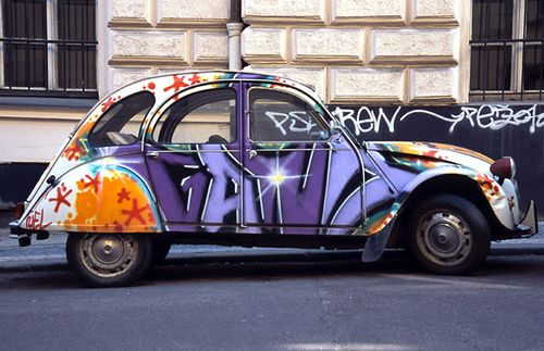 Grafitti Art On Cars Graffiti Cars Wallpapers With Images