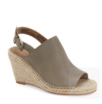grey wedge summer sandals