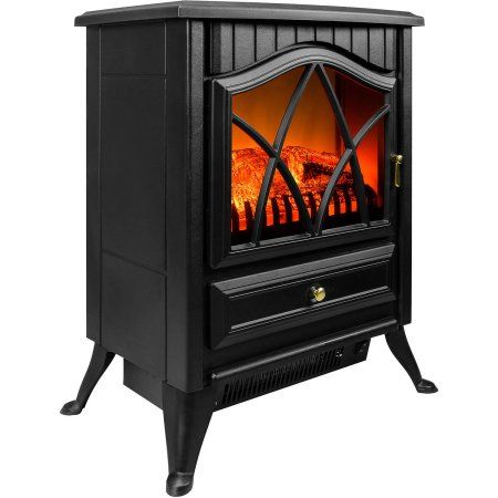Akdy Fp0006 16 Inch 1500w Freestanding Electric Fireplace Stove