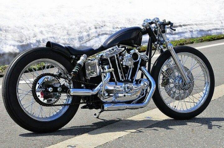 Harley-Davidson XLH 1000 Sportster Ironhead | Moto | Pinterest