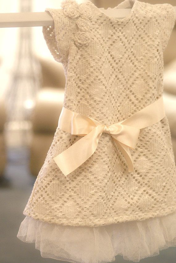 omg gorgeous! Dolce baby dress