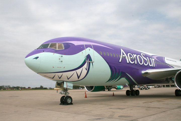 Aerosur Boeing 767-200/ER in