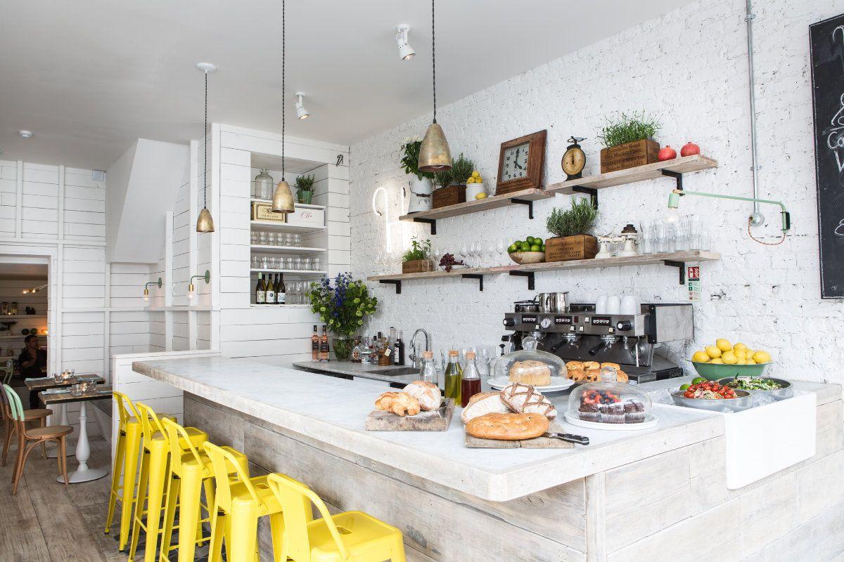 A Californian Beach House Inspired Hangout In London