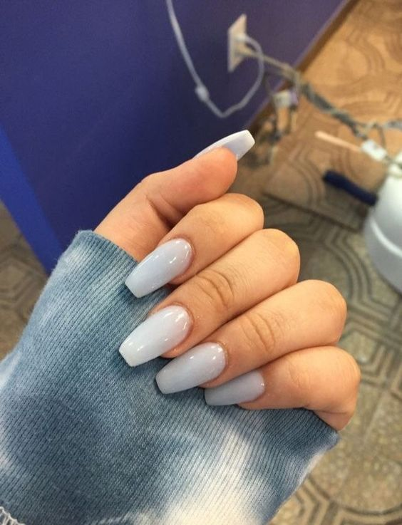 Medium Acrylic Nails Designs : medium, acrylic, nails, designs, Christmas, Acrylic, Nails;, Winter, Coffin, Medium/long, Glitter, Na…, Nails,, Nails, Acrylic,