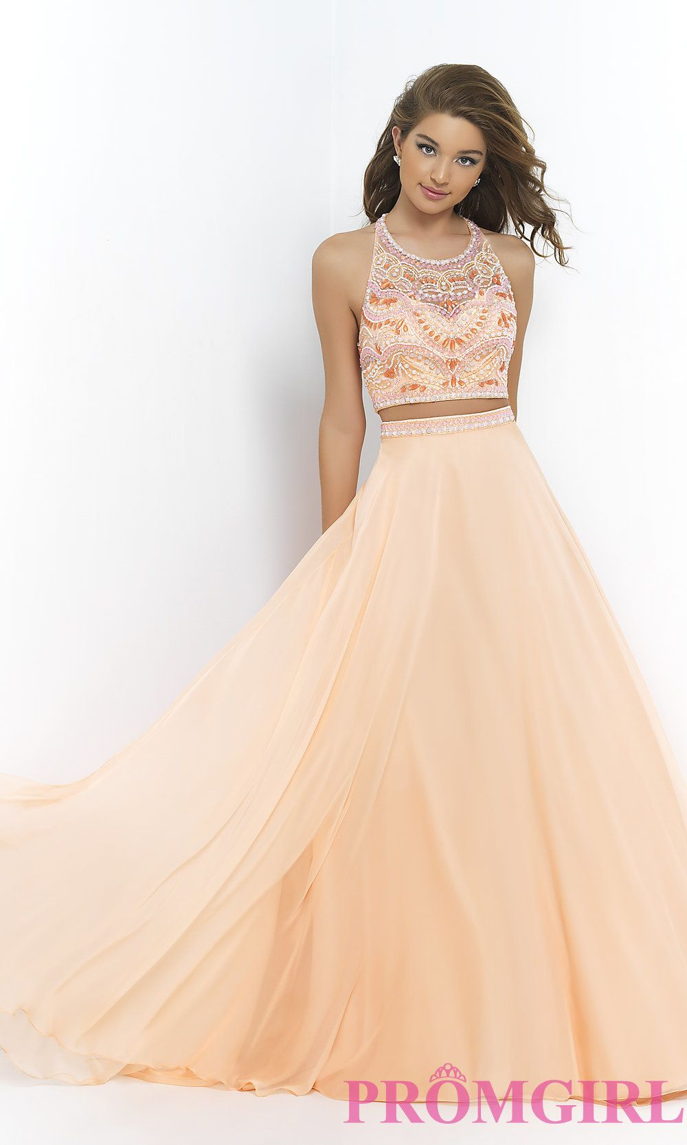 Prom Dresses, Plus Size Dresses, Prom Shoes -PromGirl : Blush Two ...