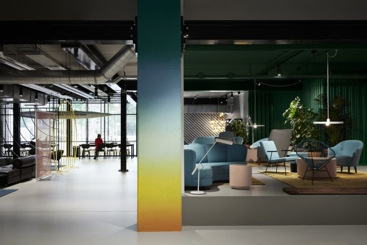 The Student Hotel By Staat Amsterdam Rotterdam Hauge