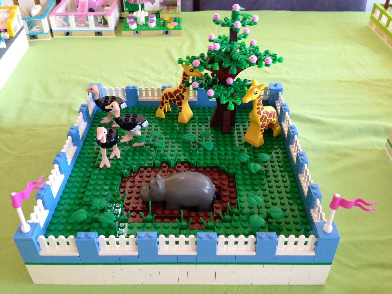 Zoo module  Flickr - Photo Sharing!  Lego for kids, Lego friends