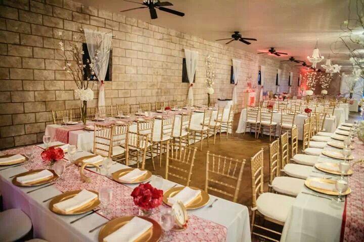 Barrington Hill Farm Wedding Venue Dade City Florida Reception Area Andy Martin Photography
