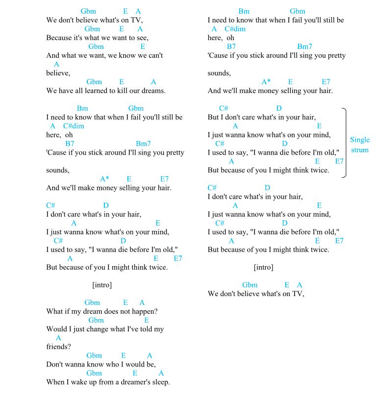 Ukulele song chords theme up 10 Cool