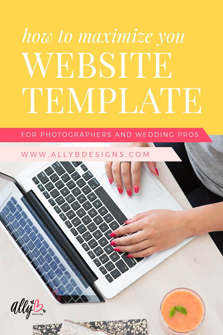 How to maximize your photography website template photography how to maximize your photography website template photography website templates flashek Images