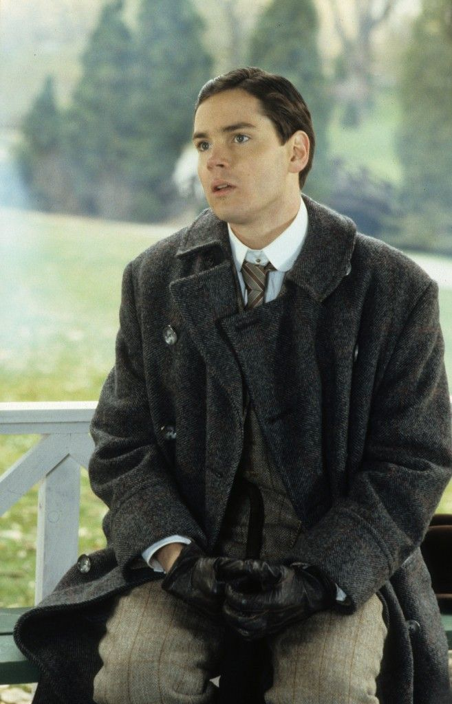 Absolute worst picture of Gilbert Blythe, but hey...we all have pics like that.