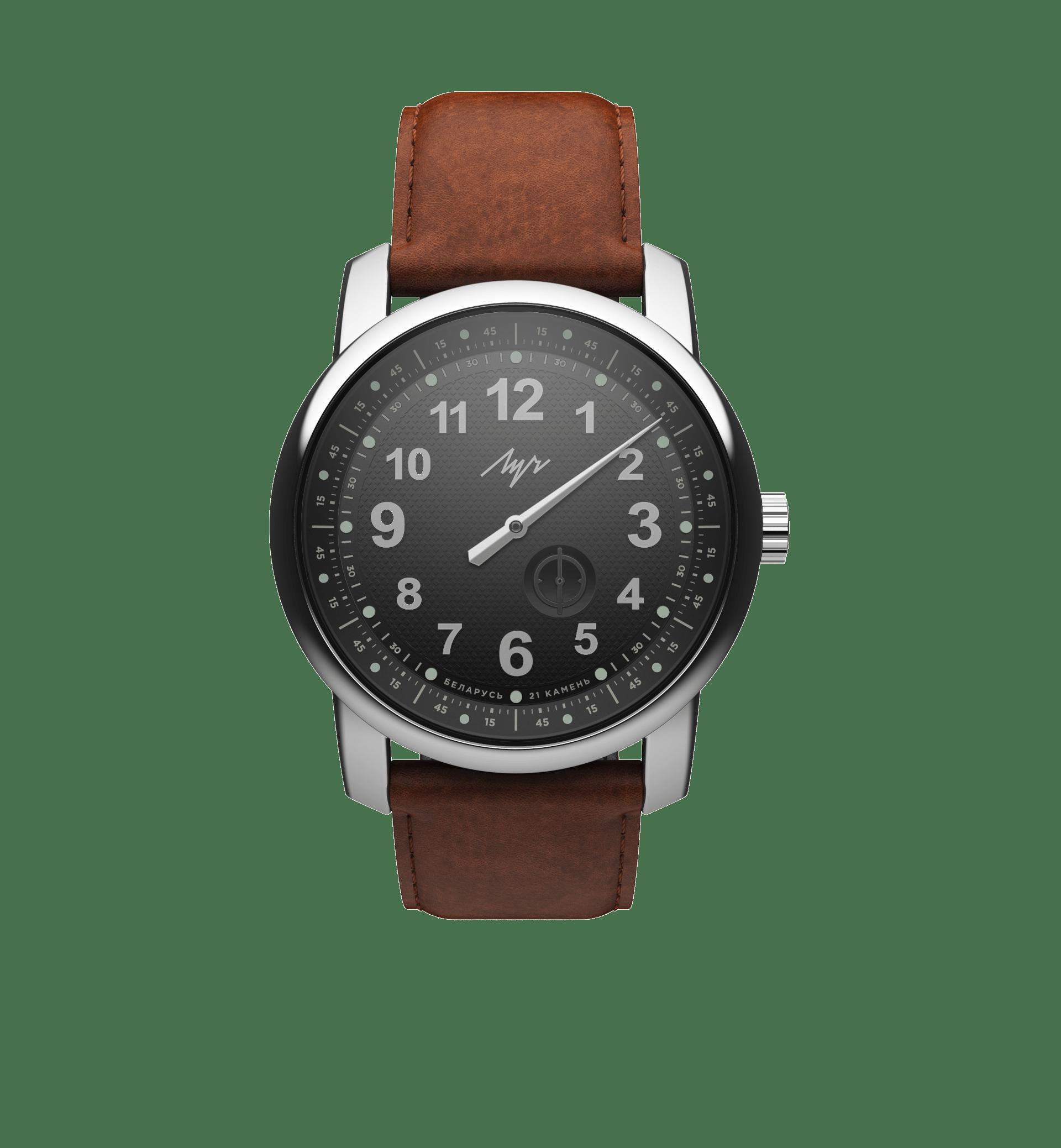 Наручные мужские часы Луч Большой однострелочник 77490577 ...