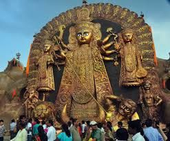 Image result for the world's tallest Durga