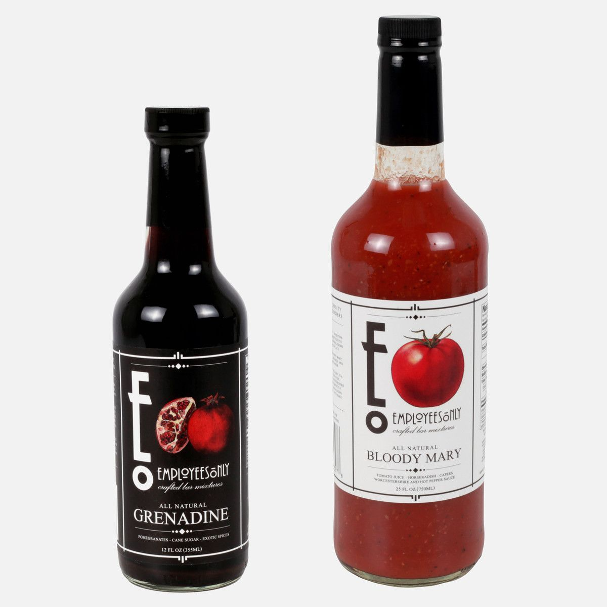 Employees Only Double Punch By Employees Only Bloodymary Http Fab Com Iochyc Grenadine Wine Bottle Hot Sauce Bottles