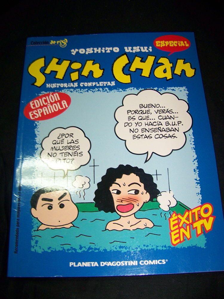 Comic SHIN CHAN Buen estado!!
