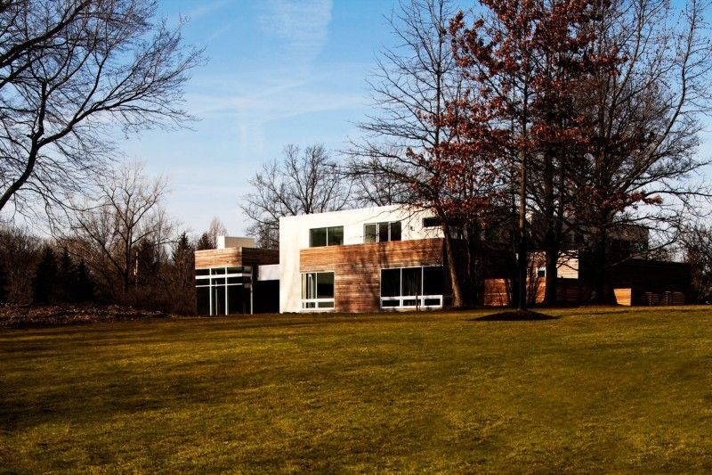 Shaker Heights House By Dimit Architects Shaker Heights Architect House