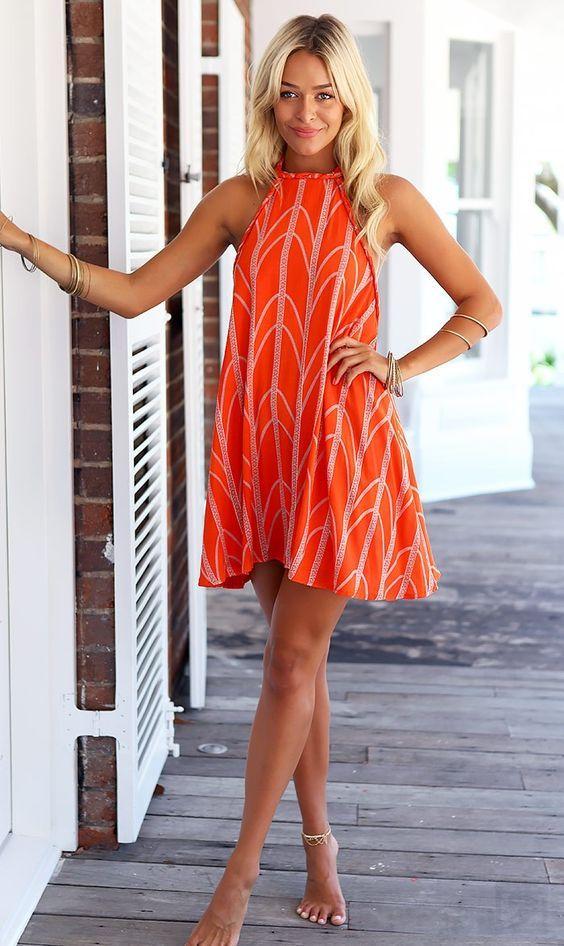 c869363ea0 VESTIDOS SUELTOS ESTAMPADOS PARA ESTE VERANO Hola Chicas!! Si vas a comprar  un vestido es buena idea tener un vestido estampado suelto