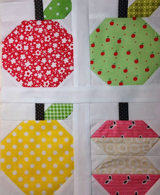 Quilty Fun Sew Along, Week One