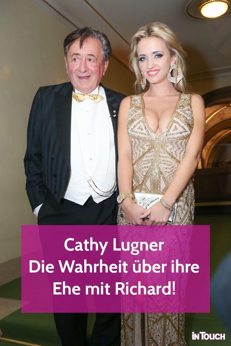 Cathy Lugner Ehe