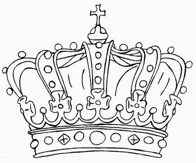 Queen Elizabeth Diamond Jubilee Coloring Pages 011