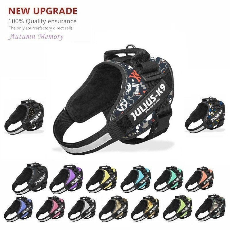 New Upgrade Julius K9 Dog Harness Vest And Leash Pet For Small
