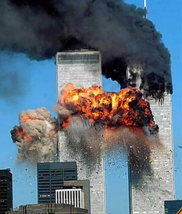 WTC South Tower Strike