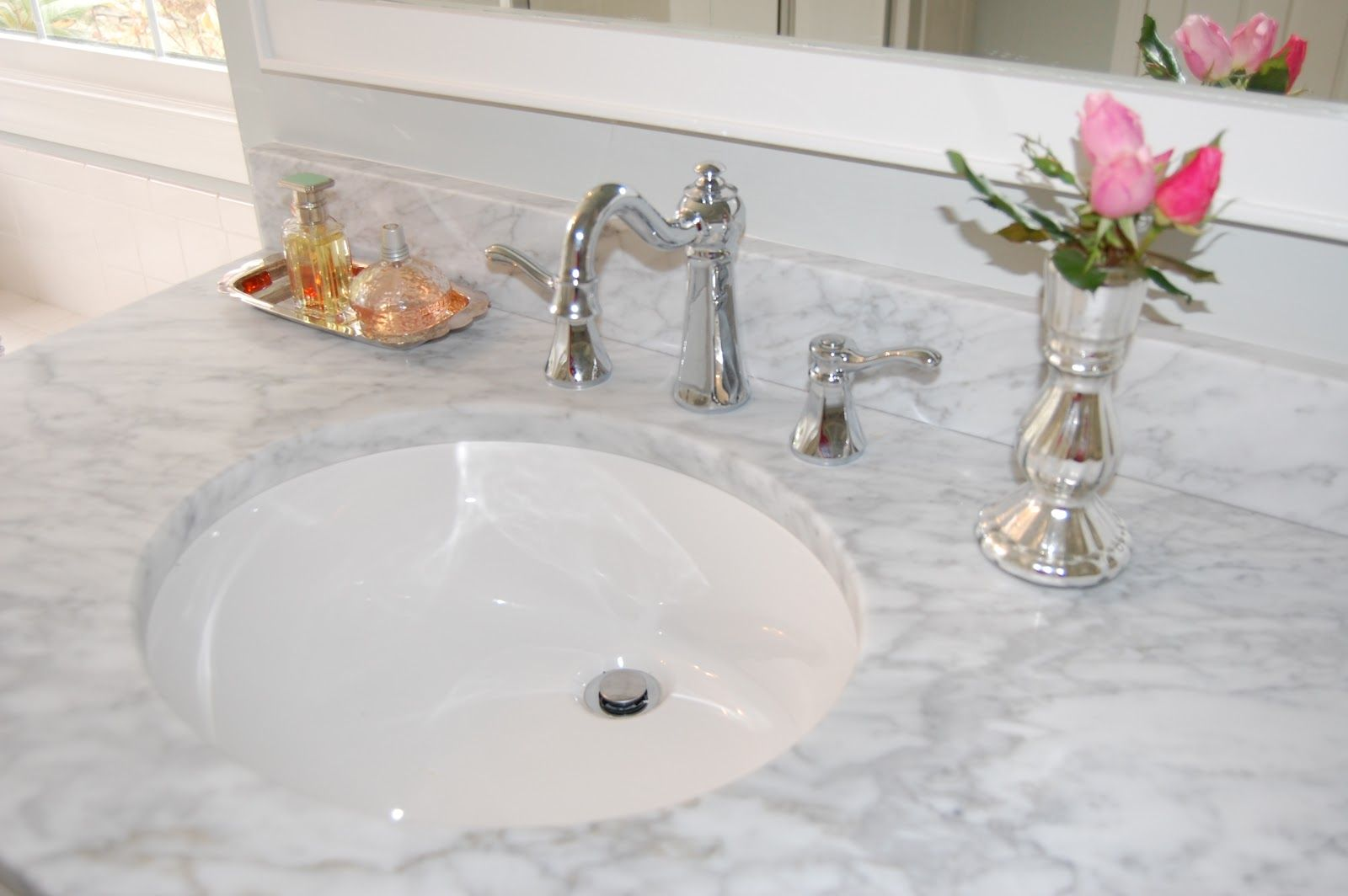 Bathroom Countertop Marble Bathroom Vanity Marble Bathroom Farmhouse Sink Bathroom Vanity