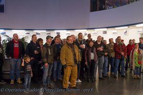 Putte Memorial Cruising Run 14.11.2015 - Operation Rocking Piggy