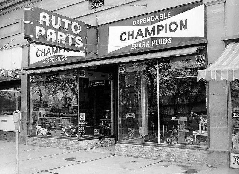 Auto parts store great signs car repair service auto