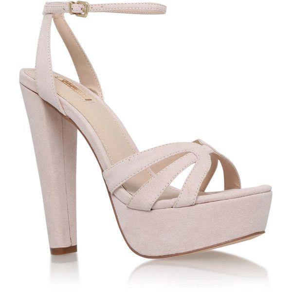 b1e8c8e6960 Carvela Kurt Geiger Gemma Sandals ( 59) ❤ liked on Polyvore featuring  shoes
