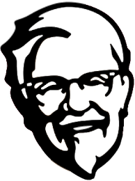 Image Result For Colonel Sanders Art Stencil Art Kfc Colonel Sanders