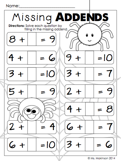 October Printables First Grade Literacy Math And Science First Grade Math Worksheets 1st Grade Math Math For 1st Graders