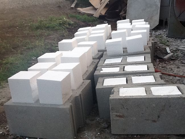 Cmu Foam Insulation Blocks Insulation Architecture Design Thermal Insulation