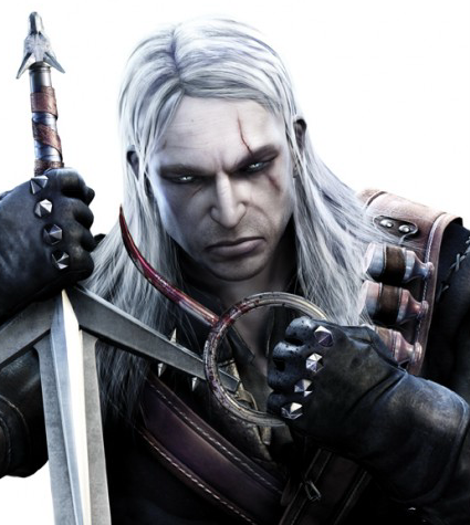 Geralt of Rivia from The Witcher video games | The witcher 1, The witcher game, The witcher