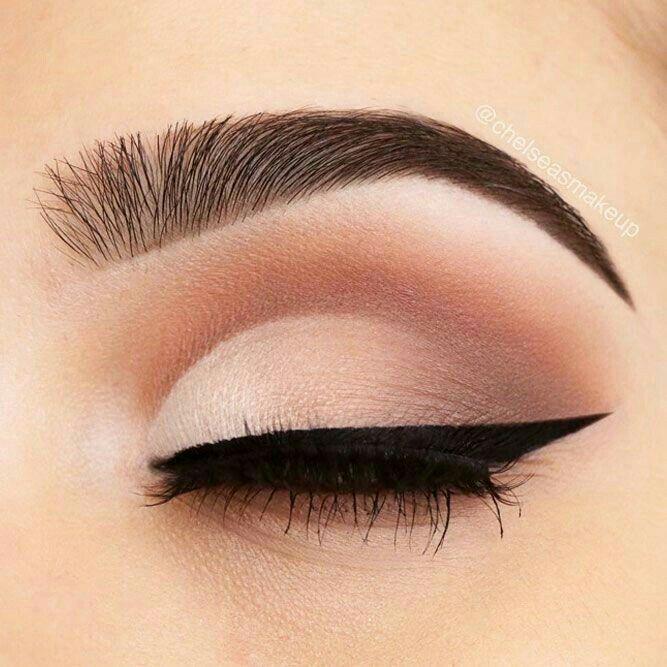 #basica,  #basica #sminkBarnaSzemhez – Maquillaje