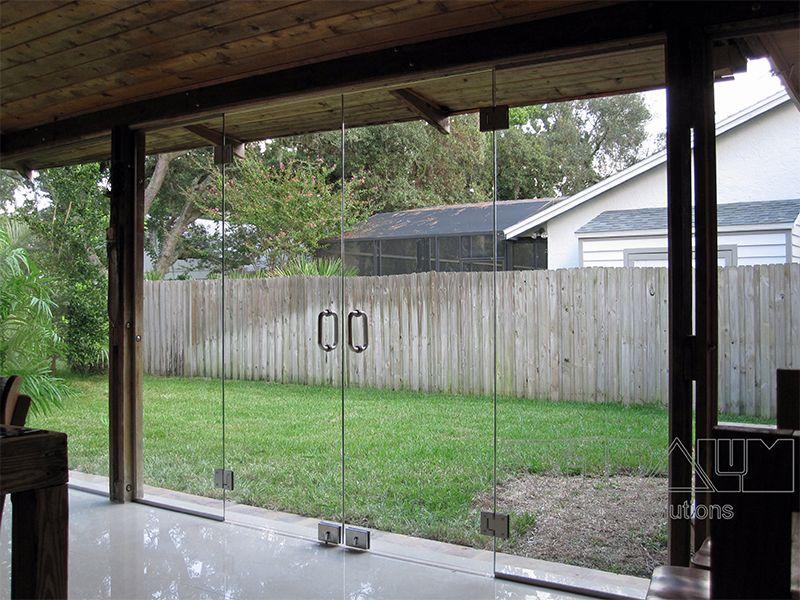 Frameless Glass Patio Doors Bathroom Shower Doors