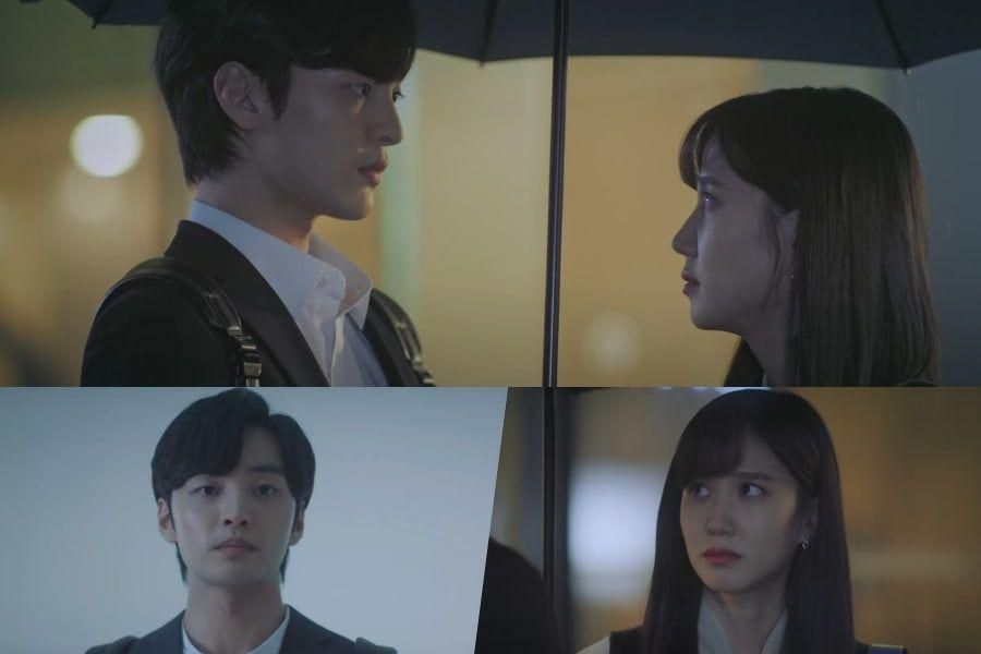 "Watch: Kim Min Jae Comforts Park Eun Bin In Uplifting Teaser For ""Do You Like Brahms?"""
