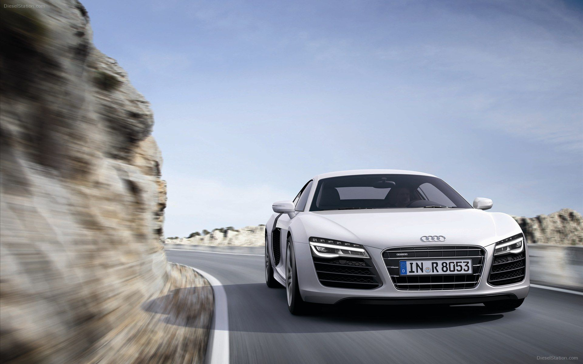 Awesome Audi R8 Wallpaper For Android